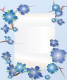 Disegno floreale Immagine Stock