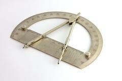Disegno instruments-5 Immagini Stock Libere da Diritti