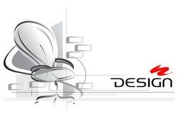 Disegno interno Fotografia Stock