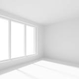 Disegno interno bianco Fotografie Stock Libere da Diritti