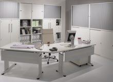 Disegno interno dell'ufficio moderno. Immagini Stock