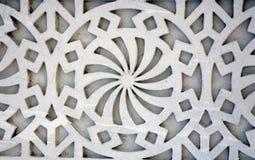 Disegno islamico a Fotografia Stock Libera da Diritti