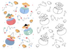 Disegno per i bambini royalty illustrazione gratis