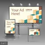 Disegno pubblicitario all'aperto Fotografie Stock Libere da Diritti