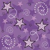 Disegno stellato Fotografia Stock Libera da Diritti