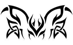 Disegno tribale Immagini Stock Libere da Diritti