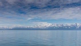 Disenchantment Bay, Alaska. Royalty Free Stock Images