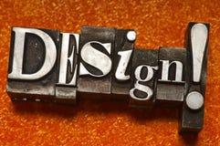 ¡Diseño! Foto de archivo libre de regalías