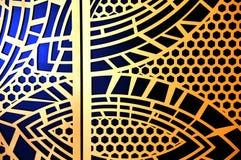 Diseño abstracto gráfico Fotografía de archivo libre de regalías