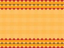 Diseño africano Imagen de archivo