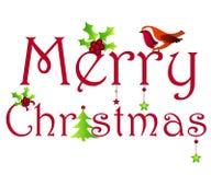 Diseño de la Navidad Foto de archivo libre de regalías