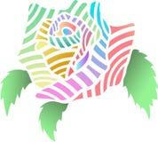 Diseño de Rose Imagen de archivo