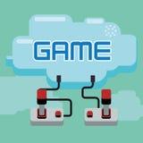 Diseño de videojuegos Fotografía de archivo