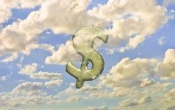 Diseño del collage del concepto del aumento de precios Foto de archivo