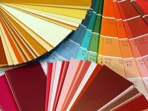 Diseño del color Imágenes de archivo libres de regalías