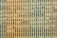 Diseño del edificio del alto cargo de Windows Fotos de archivo