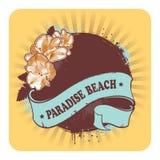 Diseño fresco del verano Fotografía de archivo libre de regalías