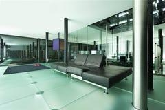 Diseño interior, moderno Fotografía de archivo libre de regalías