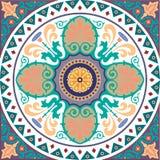 Diseño oriental del vector del ornamento Fotografía de archivo libre de regalías