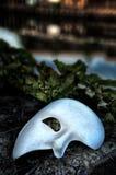 Disfarce - fantasma da máscara da ópera Fotos de Stock