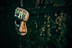 Disfarce - fantasma da máscara da ópera Fotografia de Stock Royalty Free