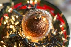 Disfrute de la Navidad Imágenes de archivo libres de regalías