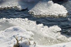 Disgelo Immagini Stock