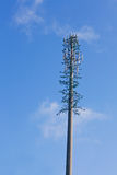 Disguised mobile phone tower Royalty Free Stock Photography