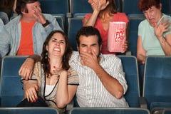 disgusted люди Стоковая Фотография RF