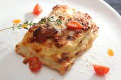 dish итальянка Стоковое фото RF
