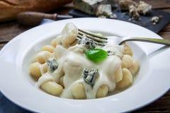 dish итальянские макаронные изделия Стоковая Фотография RF