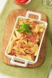 dish макаронные изделия стоковые фото