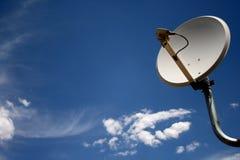 dish спутник Стоковые Изображения RF