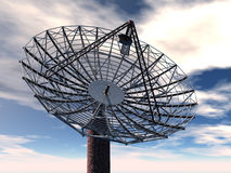 The Dish Stock Photo