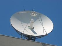 Dish 2. Dish sky stock image