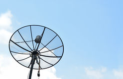 Dish aerial Stock Photography