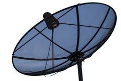 Dish antenna for all tv. Dish antenna for digital tv Stock Photos