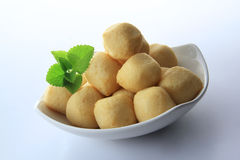 Dish Of Fish Ball Royalty Free Stock Image