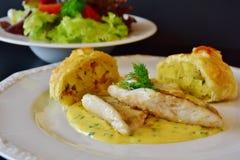 Dish, Food, Cuisine, Fried Food Stock Photo