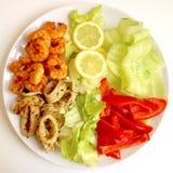Dish, Food, Fried Food, Seafood stock photos