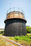 Dish gas holder Stock Photos