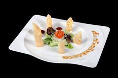 Dish of Japanese cuisine Stock Image
