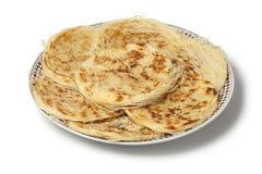 Dish with Moroccan Razat El Quadi Royalty Free Stock Image