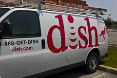 DISH Network Company Vehicle. DISH is an American Satellite Service Provider II. Indianapolis - Circa June 2016: DISH Network Company Vehicle. DISH is an Stock Photos