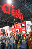 Dish Networks Convention Booth CES 2014 Stock Photography