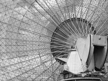 The Dish, Parkes. Parkes Radiotelescope, The Dish, Black & White stock images