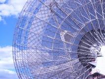 The Dish, Parkes. View of The Dish - Radiotelescope at Parkes, Australia stock photos