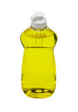 Dish Soap Bottle with clipping path Royalty Free Stock Images