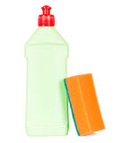 Dish soap container Royalty Free Stock Photography