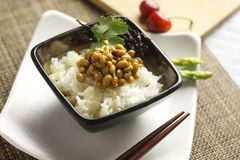 Dish, Steamed Rice, Cuisine, Food royalty free stock image